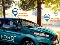 Carsharing in Buxtehude