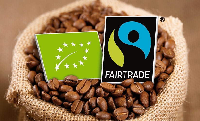 Logo Fairtrade © TransFair e.V.