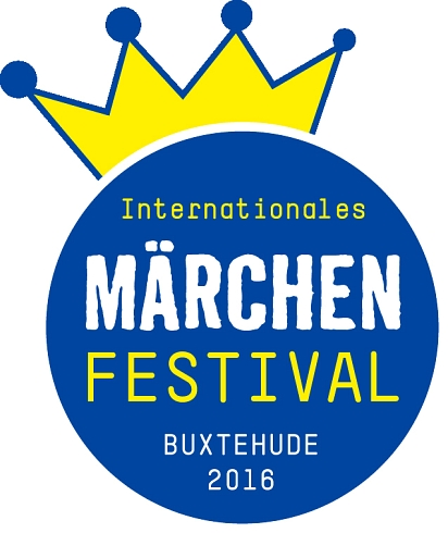 Logo des Internationalen Märchenfestivals 2016 © Hansestadt Buxtehude